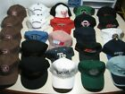 LOT OF 50 Hat Ball all fitted but sizes are unknown All NEW without tags K