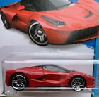 Hot Wheels Ferrari 2 Car Lot LaFerrari  Enzo Ferrari + Free Treasure Hunt