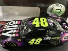 48 Jimmie Johnson 2019 Ally Camaro AUTOGRAPHED Elite