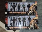 The Walking Dead Rick Grimes 15th Anniversary Box Set Lot Of 2 SDCC Exclusive