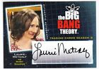 Bazinga! See the First 2013 Cryptozoic Big Bang Theory Season 5 Autographs 13