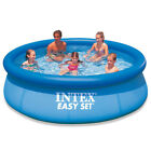 Intex 10 x 30 Easy Set Inflatable Above Ground Swimming Pool