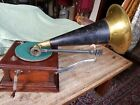 EARLY VICTOR TYPE E PHONOGRAPH