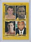 Punch-Out! Top Mike Tyson Cards 22