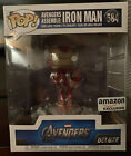 Funko POP! MARVEL Avengers Assemble IRON MAN #584 AMAZON EXCLUSIVE!