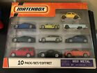 Matchbox 164 10 Pack Exclusive Audi RS6 Avant Golf GTI 911 Turbo Navigator