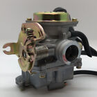Carburetor with Accelerator Pump for 4 Stroke GY6 49cc 50cc 60cc 139QMB Engine