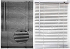 PVC Venetian Blinds Trimmable Easy Fit Window Blind All Sizes For Home Office