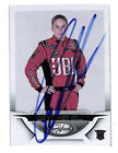 Christopher Bell signed auto 2016 Panini Certified Racing rookie card NASCAR