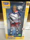 1998 Starting Lineup Wayne Gretzky NY Rangers 12 Inch Figurine NEW In Box