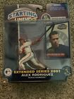 New~Starting Lineup 2 Extended Series 2001 Alex Rodriguez Texas Rangers