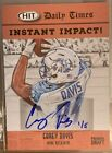 2017 Sage Autographed Football Cards - Checklist Added 17