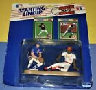 1989 Classic Doubles RYNE SANDBERG Cubs VINCE COLEMAN Oakland As Starting Lineup