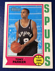 Tony Parker Cards, Rookie Cards and Autographed Memorabilia Guide 43