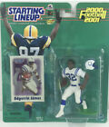 Edgerrin James~Indianapolis Colts NFL Kenner Starting Lineup 2000 Edition ~NEW