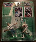 1997 Kenner Starting Lineup Classic Doubles Dan Marino Bob Griese Dolphins