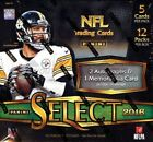 2016-17 Panini Select Football Hobby Box (Factory Sealed)