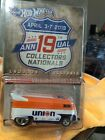 Hot Wheels Volkswagen Drag Bus19 th Annual Collectors Nationals Union 76