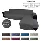 Easy Going Sofa Slipcover L Shape Sofa Cover Sectional Couch Cover Chaise Lounge