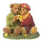 Boyds Bear~HAWTHORN & WILLOW RESIN~NEW 2014~FREE SHIP!!!!