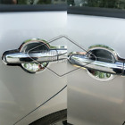 Fit Chevy Cruze 2010 2012 2013 2014 2015 2016 Chrome Door Handle Covers + Bowls