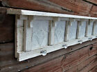 VINTAGE STYLE TIN SHELF HANDMADE IN TEXAS MANY SIZES AVAILABLE DISTRESSED