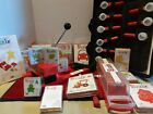 Large Lot Provo Sizzix Die Cutting Machine Paddle Punch Die + More