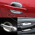 Fit 2010 2011 2012 2013 2014 2017 Buick Regal Chrome Door Handle Covers + Bowls