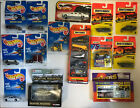 Lot of vtg 20 NIB toy cars Hot Wheels Matchbox tanks space antique autos ferrari