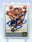 MANNY PACQUIAO AUTO AUTOGRAPH 2011 Topps Allen & Ginter Card