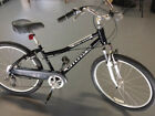 womens Cannondale Daytripper bike 26 silver and black slightly used
