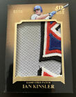 Hot Card Gallery - 2011 Topps Tier One Patch Cards 29