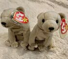 Ty Beanie Baby. Almond 1999. with tag and tag covering. (2)