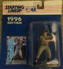 JIM THOME - Cleveland Indians Starting Lineup MLB SLU 1996 Action Figure & Card