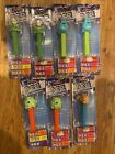 7 Monsters Inc. Pez Dispensers Finding Nemo Buzz Lightest Toy Story New!