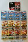 HOT WHEELS 2003 RLC SERIES 2 SET OF 13 CARS LIMITED TO 12500