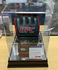 Paige VanZant Autographed Glove PSA DNA Certified In Deluxe Case UFC