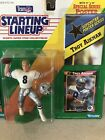 VINTAGE 1992 STARTING LINEUP TROY AIKMAN DALLAS COWBOYS MINT BRAND NEW IN BOX