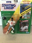 1992 Starting Line Deion Sanders Atlanta Falcons Card and Poster NEW in Box Mint