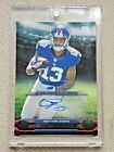 2014 Topps Certified Autograph Issue Odell Beckham Jr Auto TA-OB