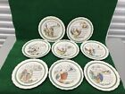 Vintage Parry Vielle PV French Opera Music 10 Dinner Plates Set of 8