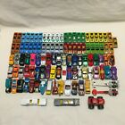 LOT OF 106 Diecast Lesney Matchbox Hot Wheels Zylmex  Unbranded Cars Vehicles