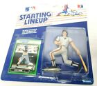 1989 Jose Uribe Kenner Starting Lineup Figure & Card NEW SEALED Giants Baseball