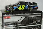 2011 48 Jimmie Johnson Foundation Lowes GUNMETAL 1 24 car3 52 AWESOME XRARE