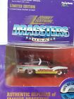 Lot of 4 Johnny Lightning Limited Edition Dragsters USA  Funny Car  Corvette