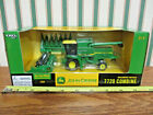 John Deere 7720 Turbo Combine With Yellow Top By Ertl 1 64th Scale