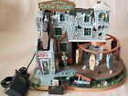 Spooky Town Box-Of-Bones Coffin Factory Lemax Village 2014 Retired 45669 w/Box