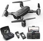 Holy Stone D30 HS350 FPV RC Drone with 1080P HD Camera Foldable Quad 2 Batteries