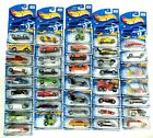 2001 Hot Wheels First Editions COMPLETE SET Diecast Cars 164 Scale New Sealed