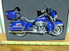 Harley Davidson Chicago Cubs Ultra Classic Electra Glide By DCP 1 12th Scale